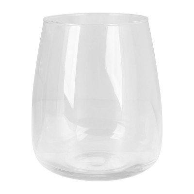 Xenos Vaas helder - glas - Ø19x22,7 cm