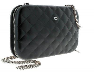 Ogon Designs Ogon Clutch Quilted Lady Bag Black