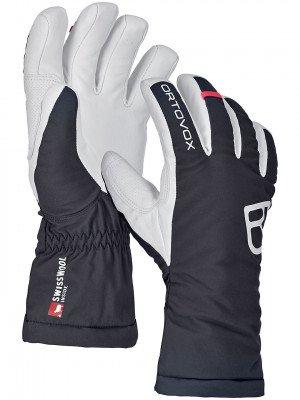 Ortovox Ortovox Swisswool Freeride Gloves zwart