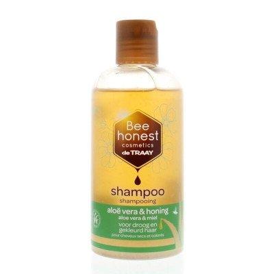 Traay Beenatural Shampoo aloe vera / honing - 250ml - Traay Beenatural Traay Beenatural