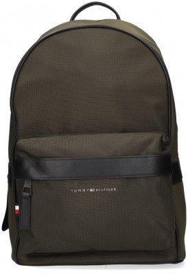 Tommy Hilfiger Groene Tommy Hilfiger Rugtas Elevated Backpack