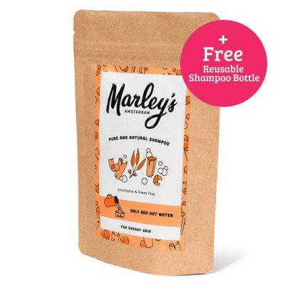 Marley's Marley's Shampoovlokken Eucalyptus&Groene Klei