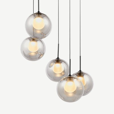 MADE.COM Masako kroonluchter hanglamp