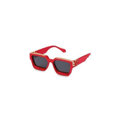 Louis Vuitton Louis Vuitton x Virgil Abloh Millionaires 1.1 Sunglasses Red (2019)