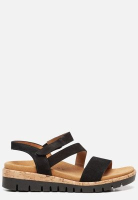 Gabor Gabor Comfort sandalen zwart