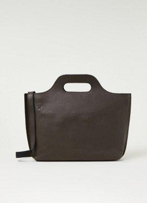 MYOMY MYOMY My Carry Bag handtas van leer