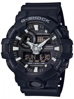 G-SHOCK G-SHOCK GA-700-1BER zwart