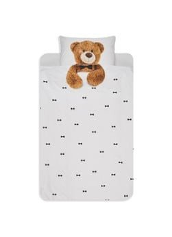 Snurk Snurk Teddy Bear katoenen kinderdekbedovertrekset 160TC - inclusief kussenslopen
