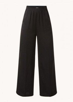EDITED EDITED Izabella high waist loose fit pantalon met steekzakken