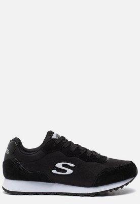 Skechers Skechers OG 85 Vibe'In sneakers zwart