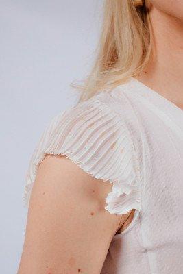 Femme9 Femme9 Shirt / Top Wit Sayen