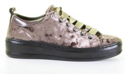 Bronx Bronx 165983-A Pink Sneaker