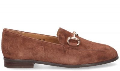Si Si Laure Bruin Damesloafers
