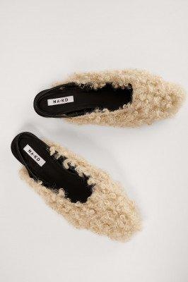 NA-KD Shoes NA-KD Shoes Sandalen - Beige