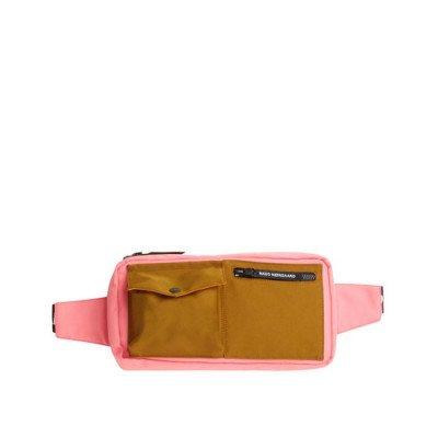 Mads Norgaard Mads Norgaard Bel Couture Carni Bag Strawberry Pink/Breen