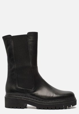 Gabor Gabor Comfort hoge Chelsea boots zwart