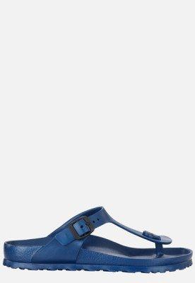 Birkenstock Birkenstock Gizeh EVA slippers blauw