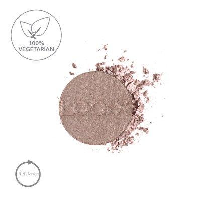 LOOkX LOOkX Eyeshadow No. 134 Taupe pearl+