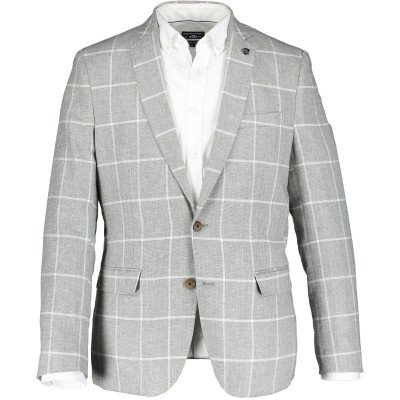 State of Art State of Art Blazer Checked - Ful