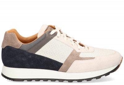 Magnanni Magnanni 22145 Wit Herensneakers