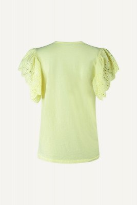Ambika Ambika Shirt / Top Geel K0222