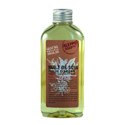 Aleppo Soap Co Arganbloesem body olie - 150ml Aleppo Soap Co