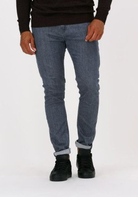 Scotch en Soda Blauwe Scotch & Soda Slim Fit Jeans 163219 - Skim Super Slim Fit J