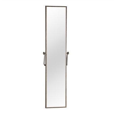 Firawonen.nl PTMD Daylon brass matt mirror big rectangle