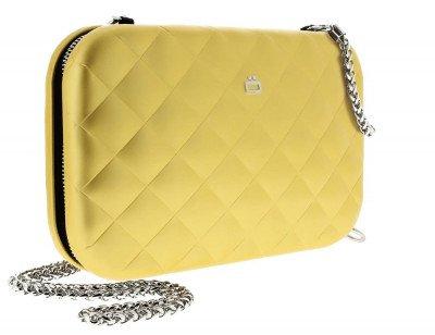 Ogon Designs Ogon Clutch Quilted Lady Bag Gold
