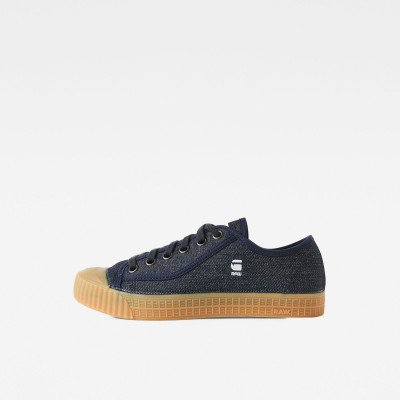 G-Star RAW Rovulc Roel Low Sneakers - Donkerblauw - Dames