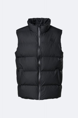 Rains Rains Dames Puffer Vest - Black