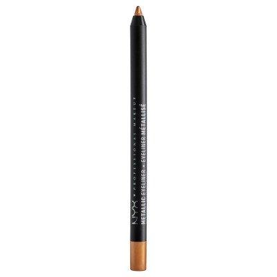 NYX Professional Makeup NYX Professional Makeup Gold Metallic Eyeliner 5.44 g