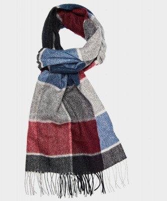 Michaelis Michaelis heren klassieke geweven sjaal roest