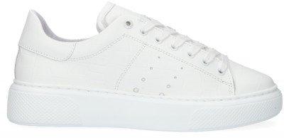 Tango Witte Tango Lage Sneakers Alex 2-a