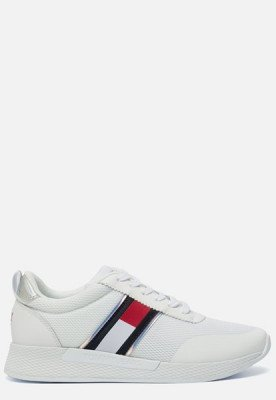 Hilfiger Hilfiger Sneakers wit