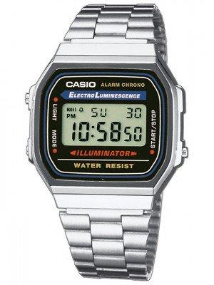 Casio Casio A168WA-1YES patroon