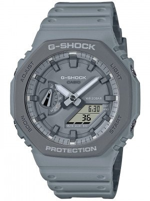 G-SHOCK G-SHOCK GA-2110ET-8AER Watch grijs