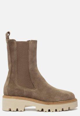 Linea Zeta Linea Zeta Chelsea boots taupe