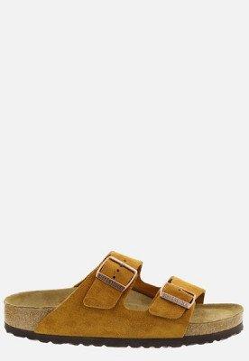 Birkenstock Birkenstock Arizona Soft slippers bruin