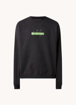 Calvin Klein Calvin Klein Sweater met logoprint