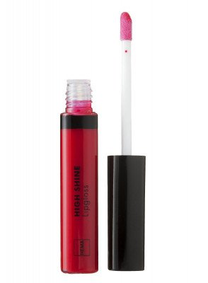 HEMA High Shine Lipgloss (cerise)
