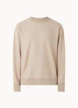 drykorn DRYKORN Felix sweater van katoen
