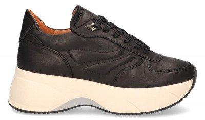VIA VAI VIA VAI Naja Cloud Zwart Damessneakers