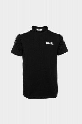 BALR. Chalk Striped Straight T-Shirt