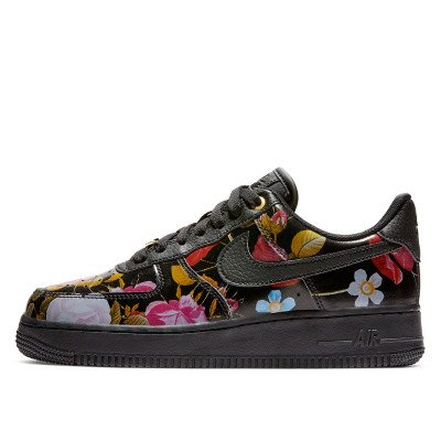 Nike Nike WMNS Air Force 1 Low Black Floral (2019)