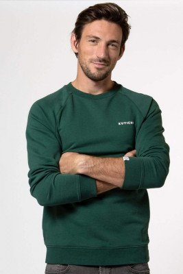 Randy Sweater | Forest Green - Forest Green - L