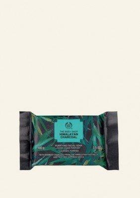 The Body Shop NL Himalayan Charcoal Purifying Facial Soap 100 G