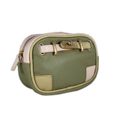douglas Douglas Luxe make-up boxje donker groen Make-up Tasje