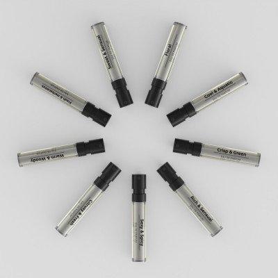 House of Formulas Discovery Sample - 2 mL Eau de Parfum - Discovery Set (9 x 2 mL)