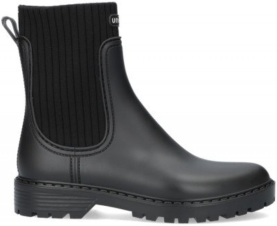 Unisa Zwarte Unisa Chelsea Boots Aynar